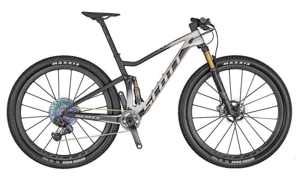 Test VTT Scott Spark RC 900 SL AXS 2020 : vélo XC Marathon