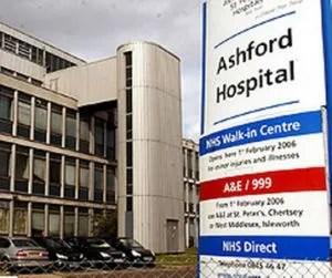 Ashford & St Peter's Hospitals NHS Foundation Trust
