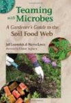teaming with microbes book cover
