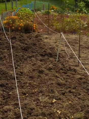 soil amendments, fertilizers