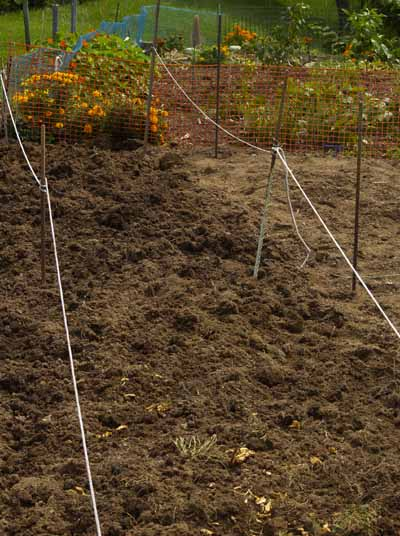 soil amendments, fertilizers