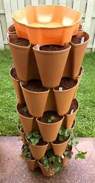 green stalk vertical gardening system