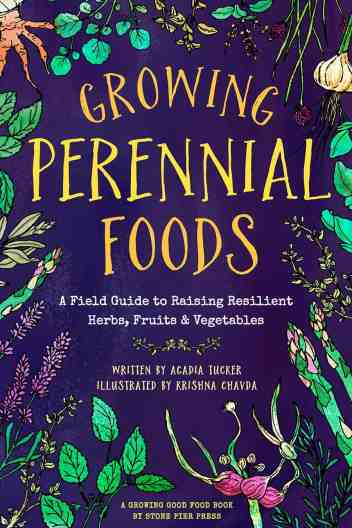 growing perennial foods book review