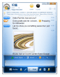 Trillian Astra chat window
