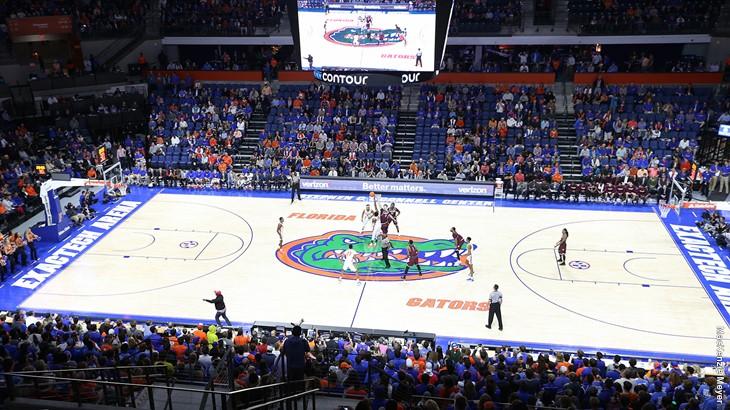Kentuckys Exactech Arena Record