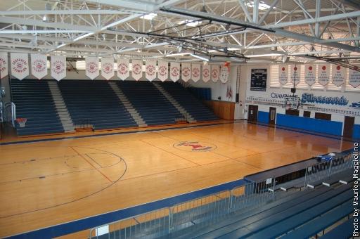 Kentuckys McCabe Gymnasium Record
