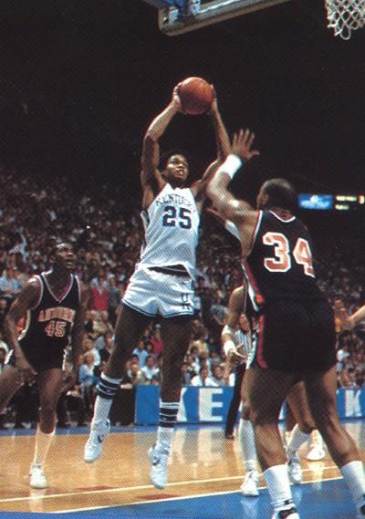 Auburn At Kentucky February 11 1984