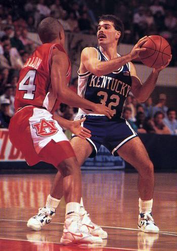 Kentucky At Auburn January 29 1991