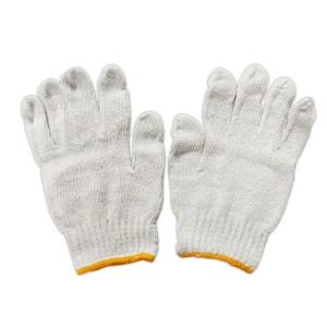 ถุงมือผ้าขอบส้ม01