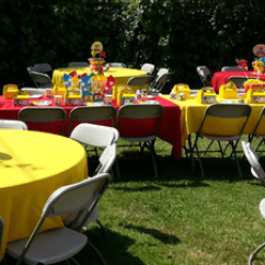 Rent Tablecloths And Chair Covers Eames Aluminum Linens For Big Blue Sky Party All Listed Prices On Rental