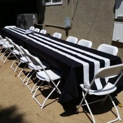 Wedding Chair Rentals Eames Plywood 8 Ft Rectangular Tables For Rent   Banquet Los Angeles, Ca - Big Blue ...