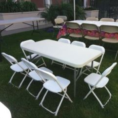 Folding Chairs For Rent Best Lounge Chair Back Rentals Party Tables Wedding Big Kids Pink Chiavari Rental