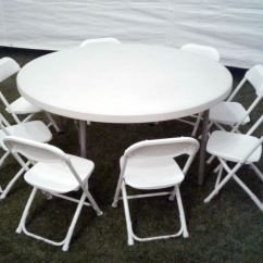 Party Folding Chairs Hanging Chair Kanes Kids Rentals | Bounce Houses & Jumpers Children's Tables Los Angeles, Ca ...