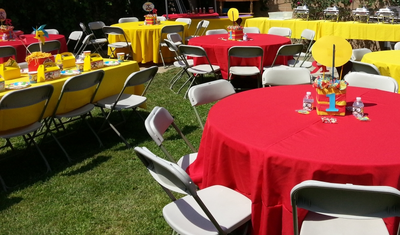 tablecloths and chair covers for rent the sharper image massage linens big blue sky party your order request