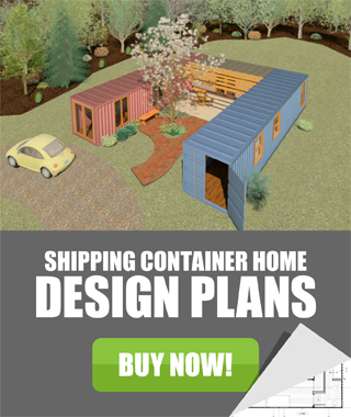 how to build an underground shipping container shelter - big boom blog