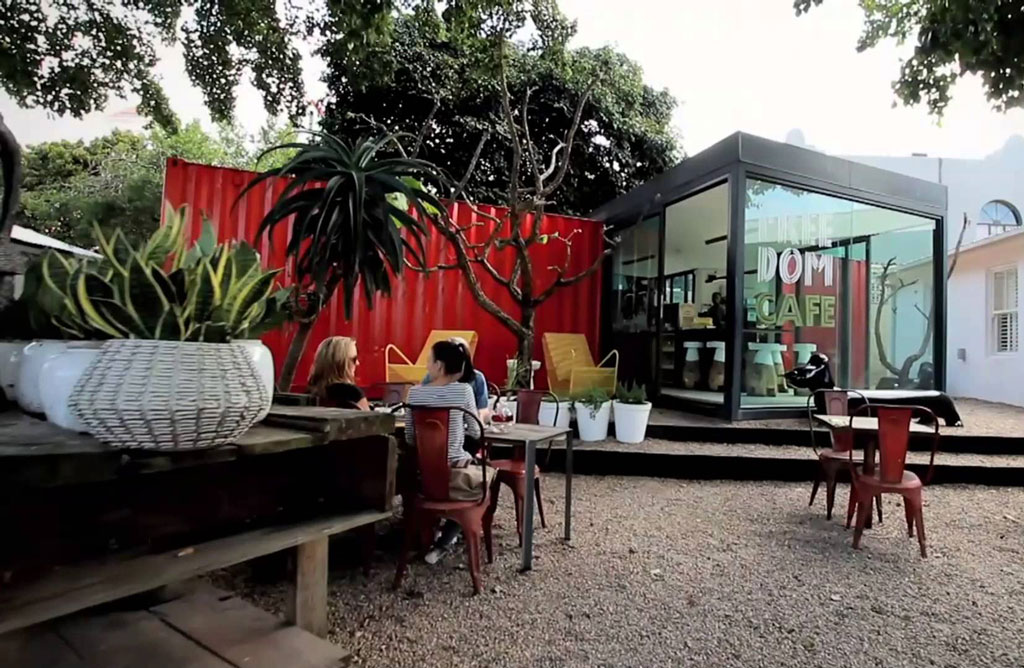 Shipping Container Restaurants Big Box Containers