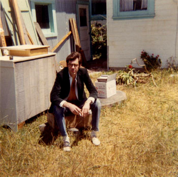 Joe Brainard at the time