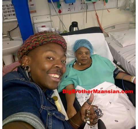 Former Housemate Sibu's Mother Dies