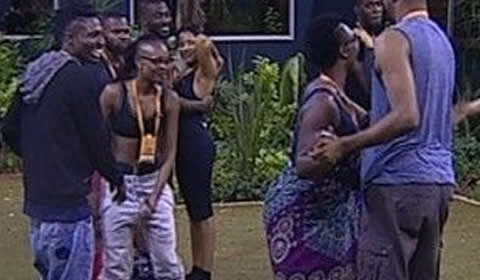 Uriel Oputa's Birthday Celebrations In The Big Brother Naija 2017 House