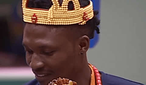 Efe Wins The First Head Of House Task Of Big Brother Naija 2017