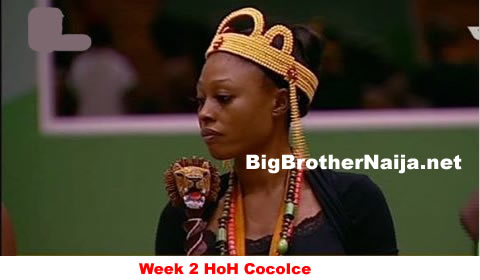 Big Brother Naija 2017 Day 8, CoCoIce Wins Week 2 Head of House  House Title
