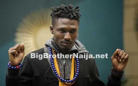 Efe's Birthday Celebrations In The Big Brother Naija 2017 House