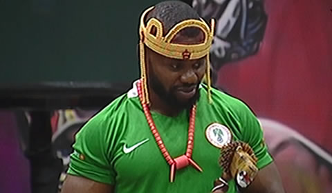Big Brother Naija 2017 Day 29, Kemen Wins Week 5 Head of House Title