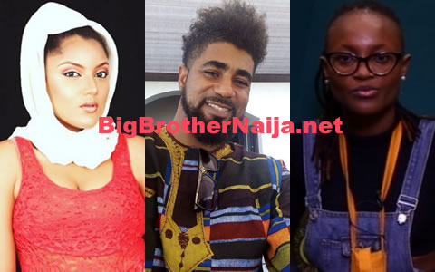 Big Brother Naija 2017 Week 4 Nominations, 3 Housemates Up For Possible Eviction