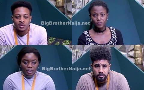 Big Brother Naija 2017 Week 5 Nominations