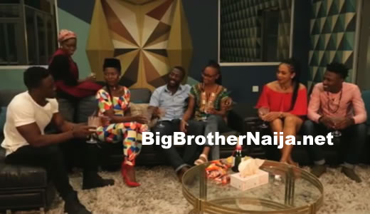 Big Brother Naija 2017 Housemates Shoot A Horror Film Titled 'The Gathering'