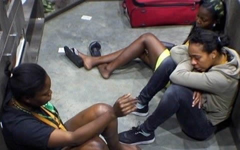 Big Brother Naija 2017 Day 68: Bisola Counsels TBoss