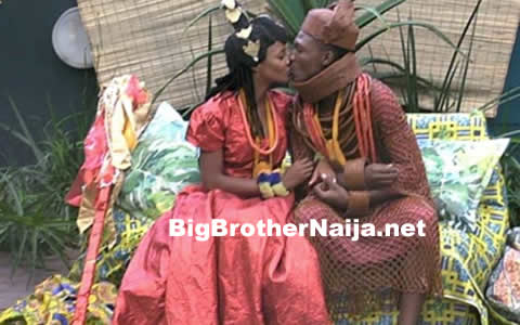 Day 46: Efe And Marvis Big Brother Naija 2017 Traditional Engagement