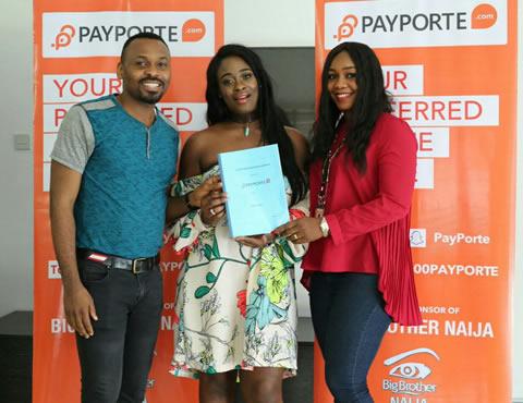 PayPorte Signs Uriel Oputa As Its Fashion Ambassador