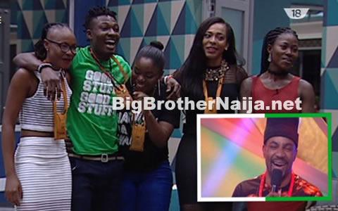 Big Brother Naija 2017 Top 5 Housemates 'Finalists'