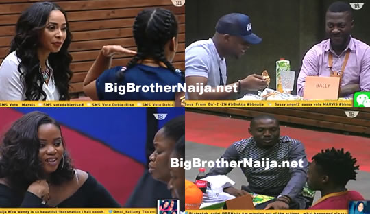 Big Brother Naija 2017 Housemates  Get Surprise Visits From Family Members
