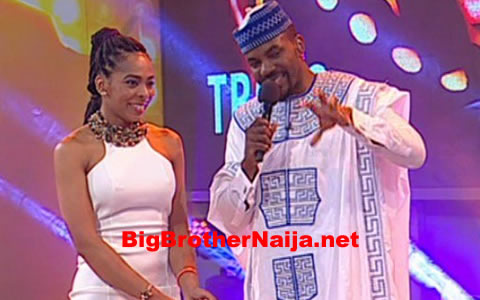 GRAND FINALE: TBoss Evicted From The Big Brother Naija 2017 House