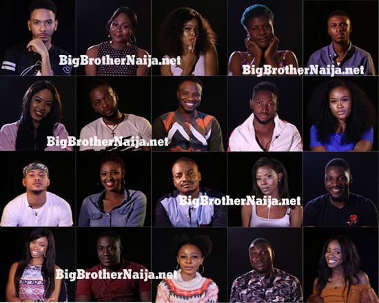 Favourite Big Brother Naija 2018 Housemates' Pairs