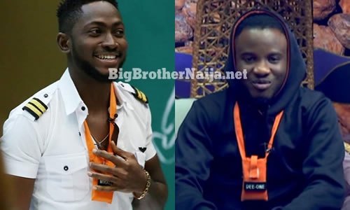 Miracle And Dee-One Big Brother Naija 2018 Birthday Celebrations