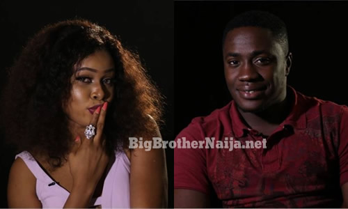 Princess And Bitto Evicted From Big Brother Naija 2018