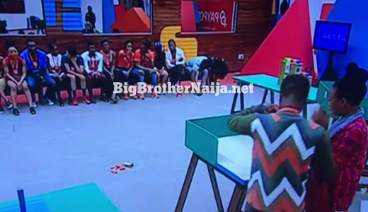 Big Brother Naija 2018 Housemates Embarrassed During Week 3 Friday Night PayPorte Arena Games