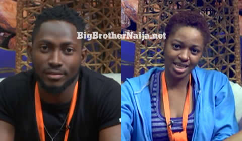 Miracle tells Big Brother Ahneeka is a man in a woman's body