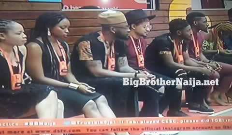 Big Brother Naija 2018 Housemates Win Week 8 Wager