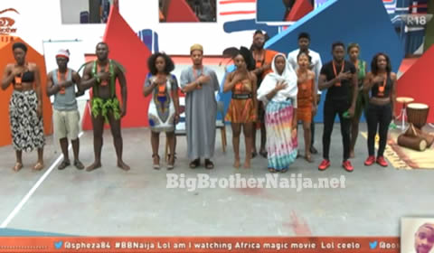 Big Brother Naija 2018 Housemates Win 100% Wager For Week 5