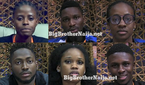 Big Brother Naija 2018 Week 9 Nominations Results