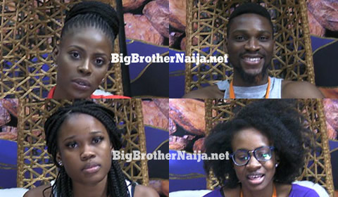 Big Brother Naija 2018 Week 10 Nominations Results