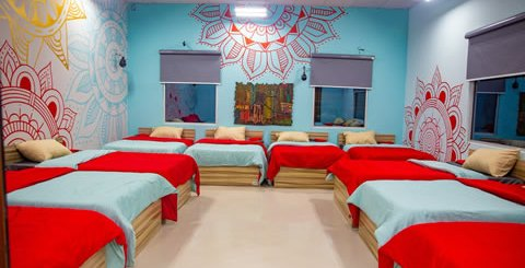 Big Brother Naija 2019 House Bedroom