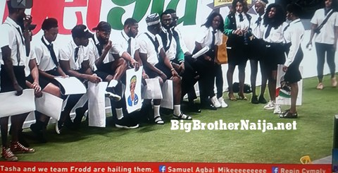Big Brother Naija 2019 Housemates Win Week 4 Wager