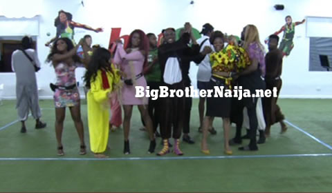 Big Brother Naija 2019 Week 2 Task Presentation