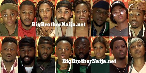 Big Brother Naija 2019 Week 4 Nominated Housemates