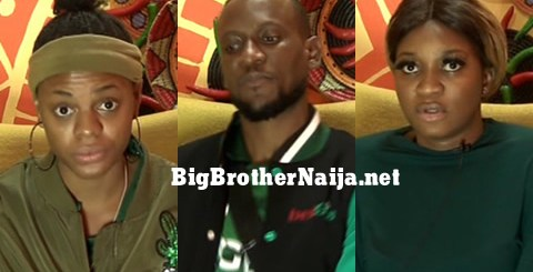 Big Brother Naija 2019 Week 4 Nominations